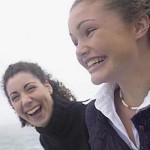 girls laughing01