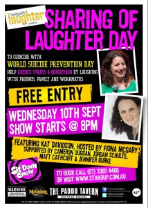 Sharing of Laughter Day